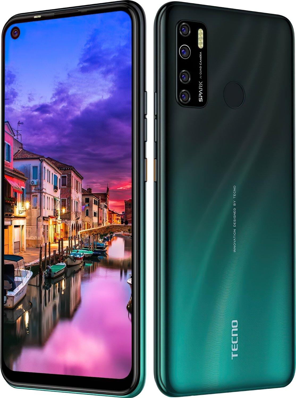 Смартфон TECNO Spark 5 Pro (KD7) 4/128Gb DS Ice Jadeite фото 6