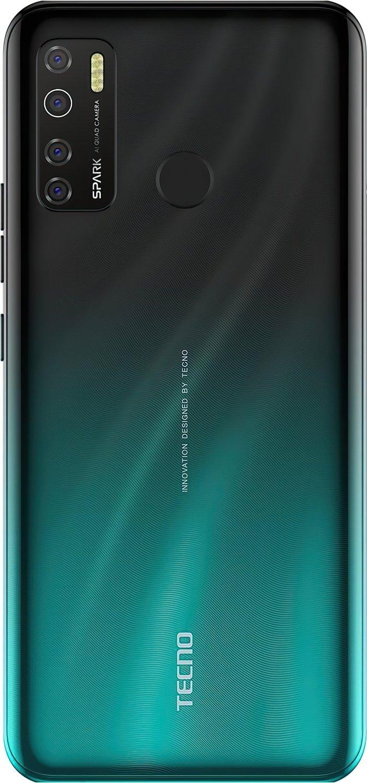 Смартфон TECNO Spark 5 Pro (KD7) 4/128Gb DS Ice Jadeite фото 8