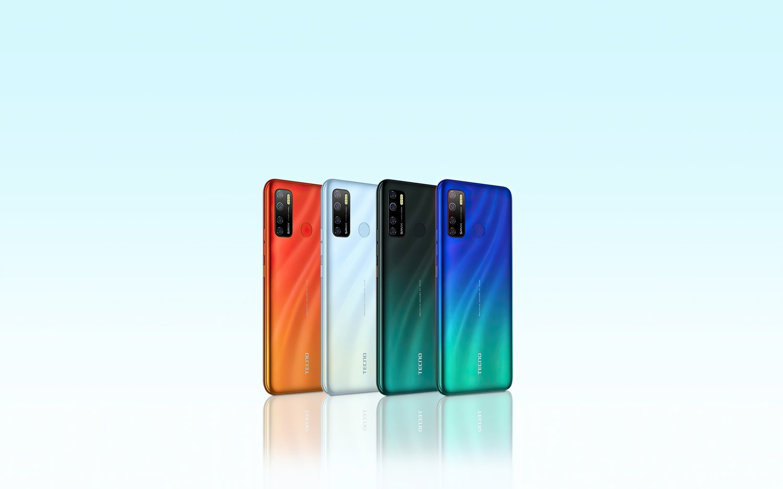 Смартфон TECNO Spark 5 Pro (KD7) 4/128Gb DS Ice Jadeite фото 13