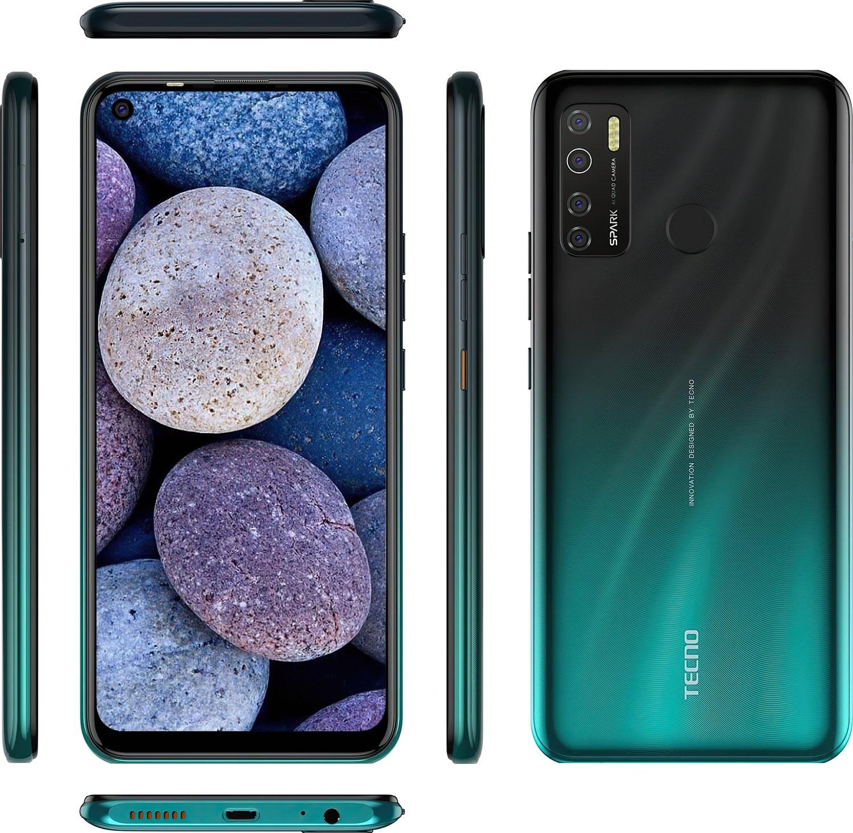 Смартфон TECNO Spark 5 Pro (KD7) 4/64Gb DS Ice Jadeite фото 7