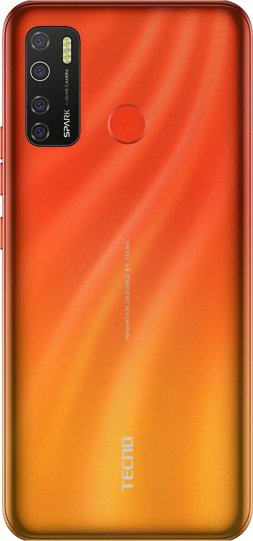 Смартфон TECNO Spark 5 Pro (KD7) 4/64Gb DS Spark Orange фото 6