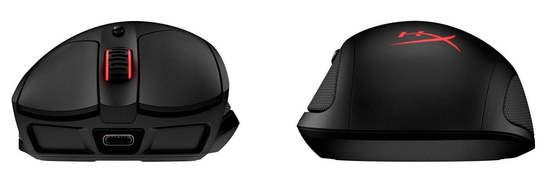 Игровая мышь HyperX Pulsefire Dart Wireless Gaming Black (HX-MC006B) фото 5