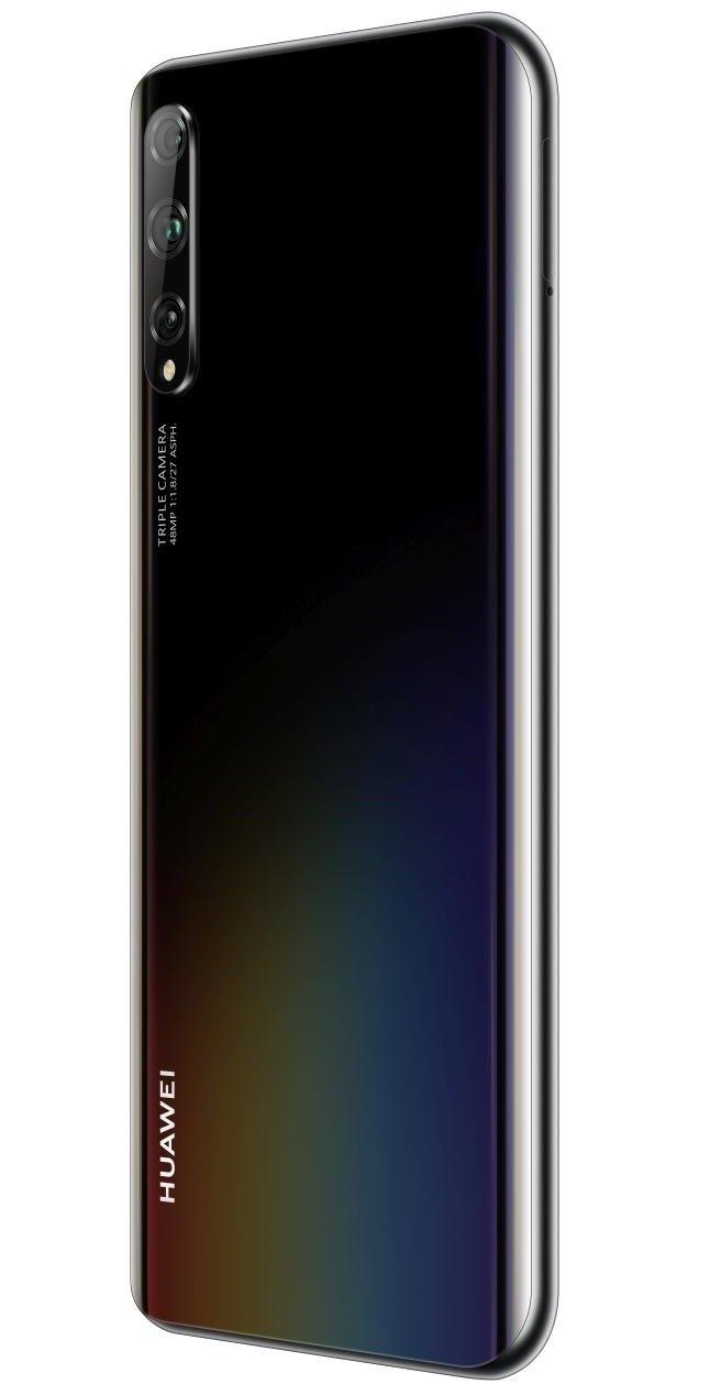 Смартфон Huawei P Smart S AQM-LX1 Midnight Black фото 10