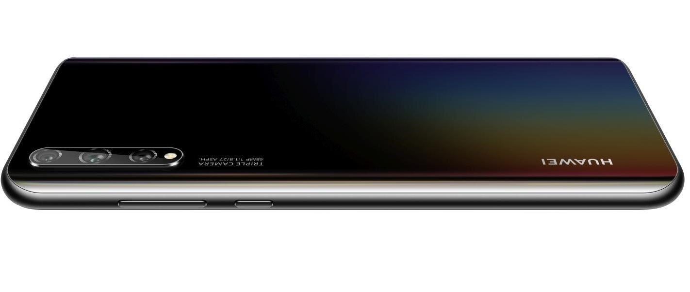 Смартфон Huawei P Smart S AQM-LX1 Midnight Black фото 11