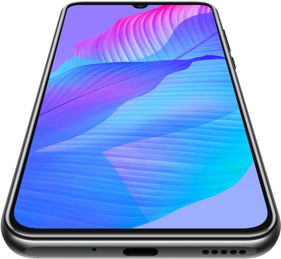 Смартфон Huawei P Smart S AQM-LX1 Midnight Black фото 7