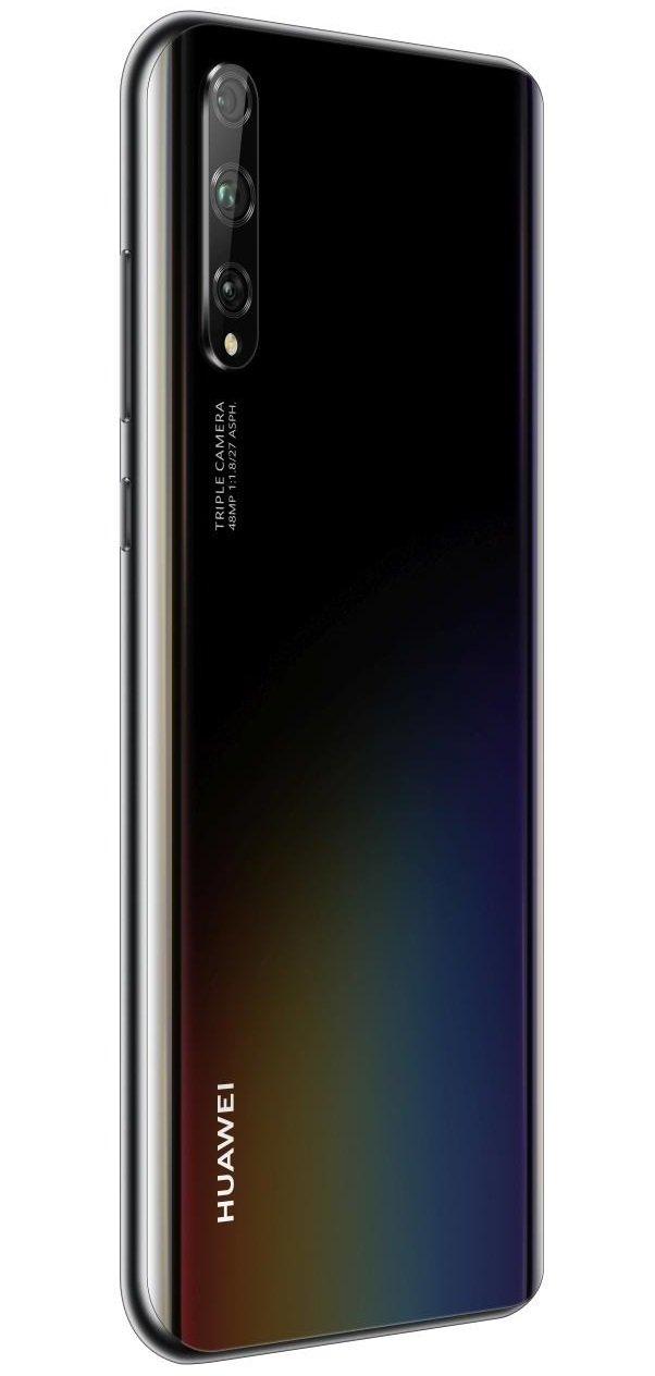 Смартфон Huawei P Smart S AQM-LX1 Midnight Black фото 8