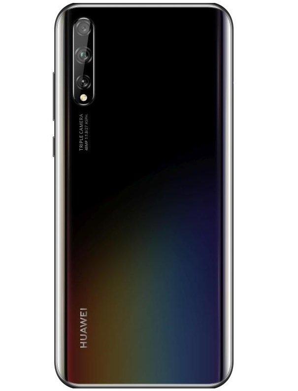 Смартфон Huawei P Smart S AQM-LX1 Midnight Black фото 9