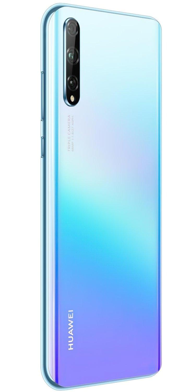 Смартфон Huawei P Smart S AQM-LX1 Breathing Crystal фото 9