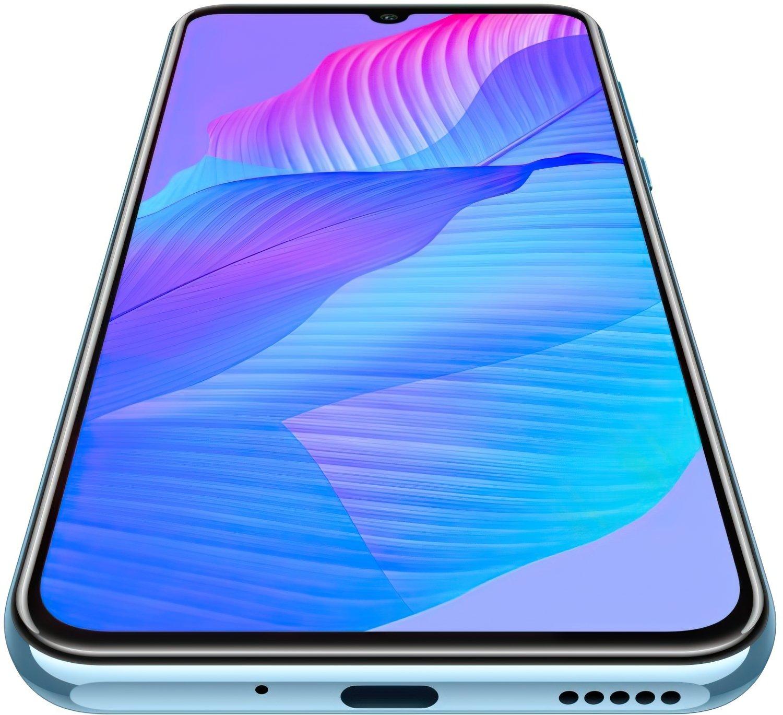 Смартфон Huawei P Smart S AQM-LX1 Breathing Crystal фото 6