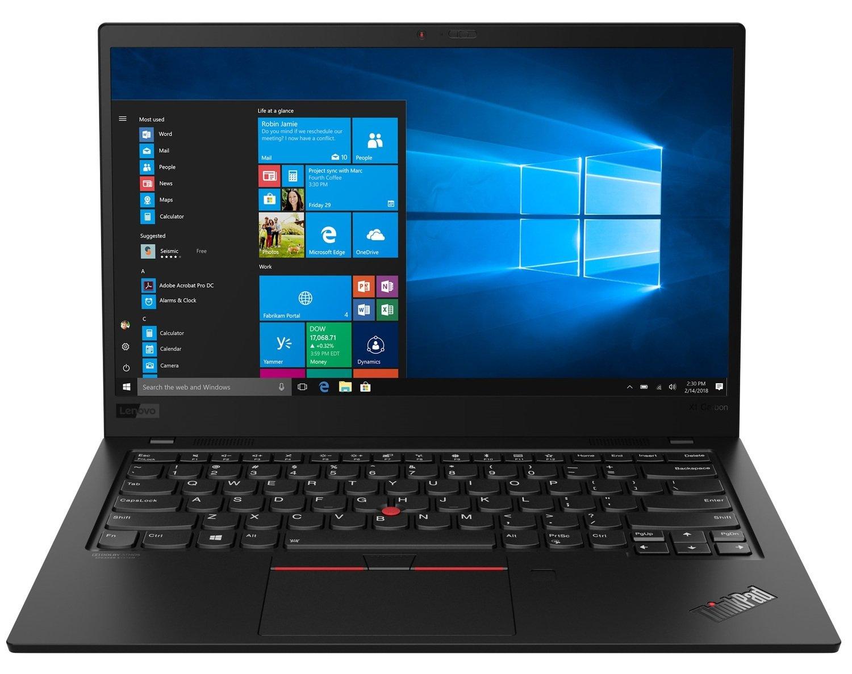 Ноутбук LENOVO ThinkPad X1 (20TK000MRA) фото4