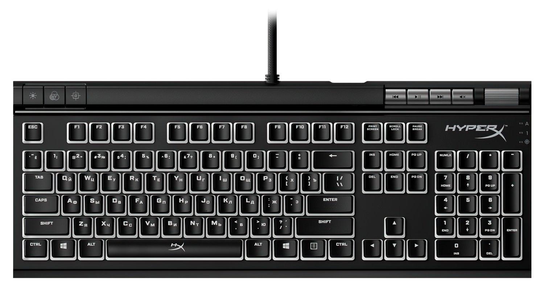 Игровая клавиатура HyperX Alloy Elite 2 (HKBE2X-1X-RU/G) фото 4