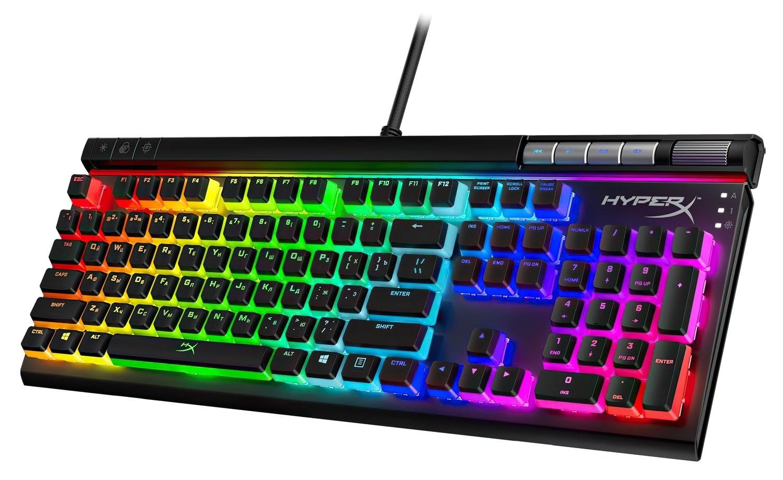 Игровая клавиатура HyperX Alloy Elite 2 (HKBE2X-1X-RU/G) фото 3