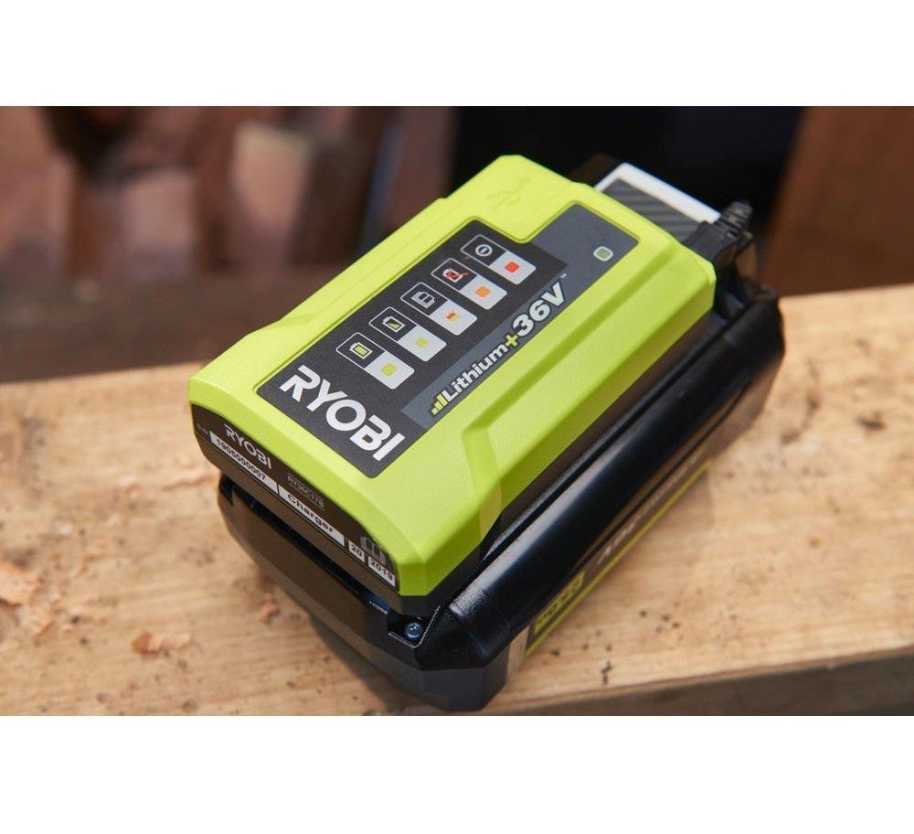 Зарядное устройство Ryobi RY36C17A 36В 1.7А фото 4