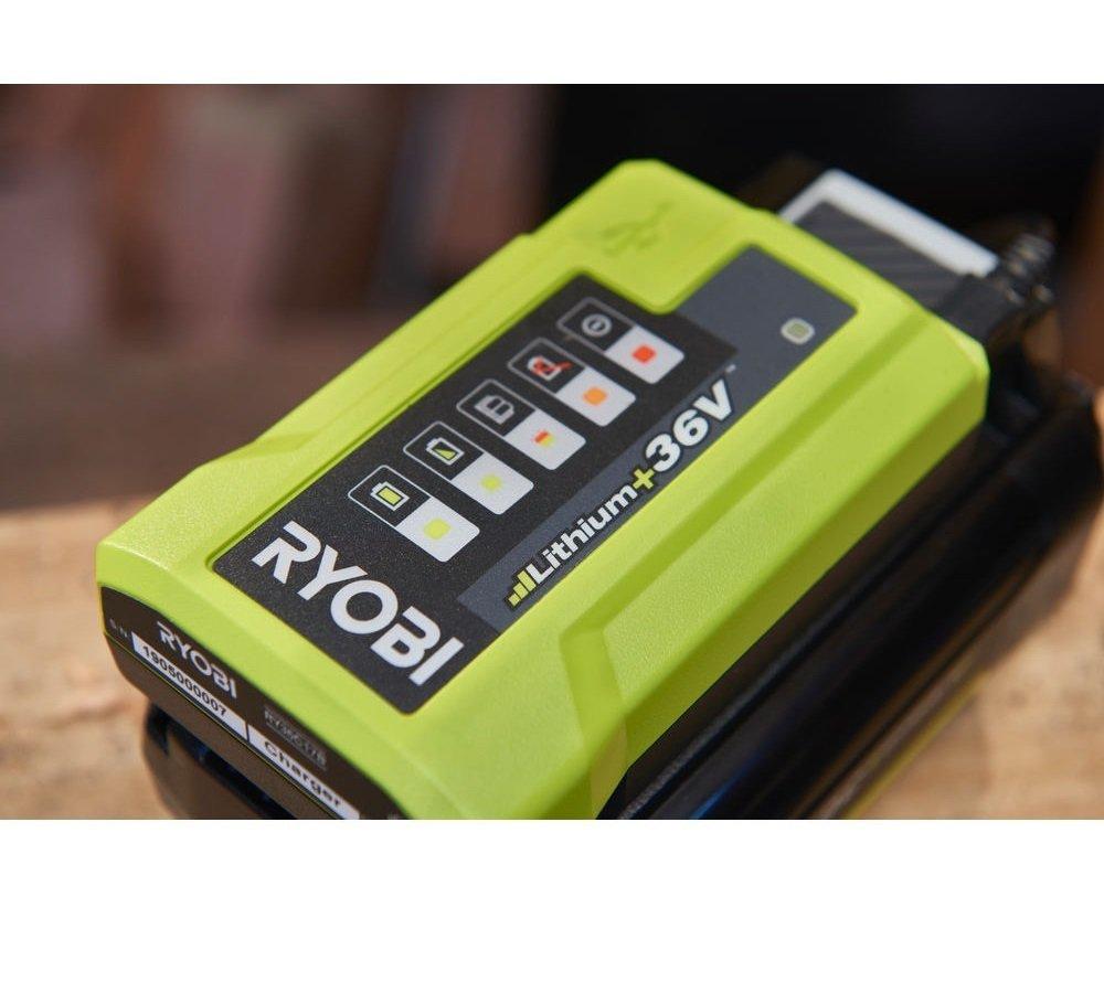 Зарядное устройство Ryobi RY36C17A 36В 1.7А фото 5