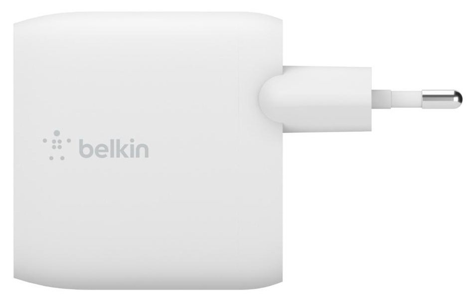 Мережевий ЗП Belkin Home Charger (24W) DUAL USB 2.4A, white фото