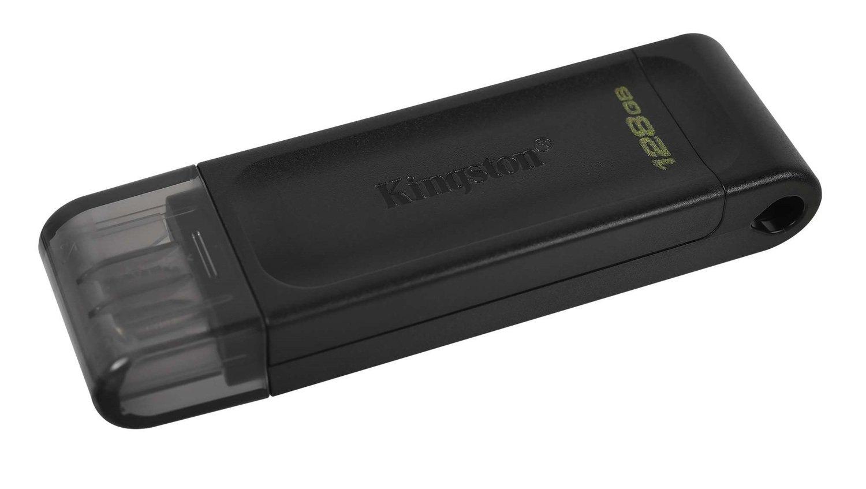 Накопичувач USB-C 3.2 KINGSTON DT70 128GB (DT70/128GB) фото2