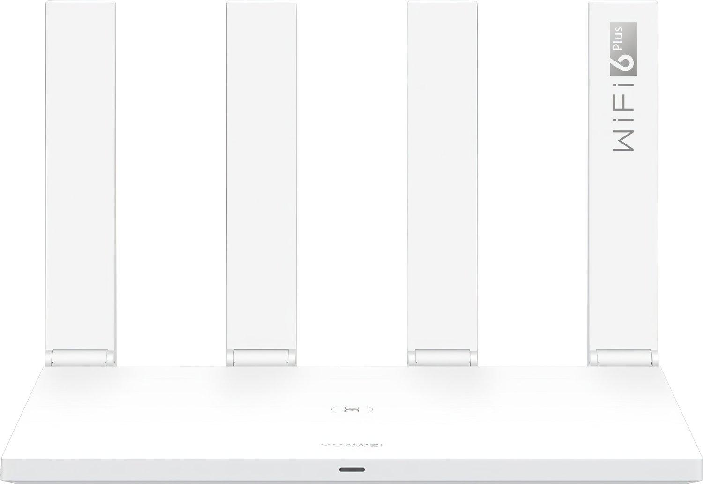 Маршрутизатор HUAWEI WiFi AX3 (Dual-core) WS7100-20 фото6
