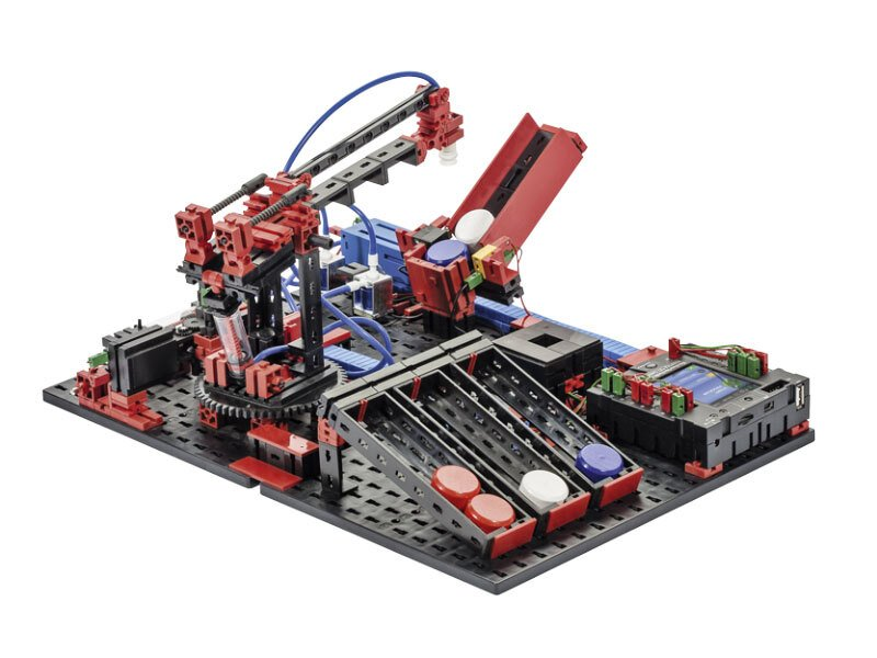 Конструктор fisсhertechnik STEM Инжиниринг (FT-519341) фото 8