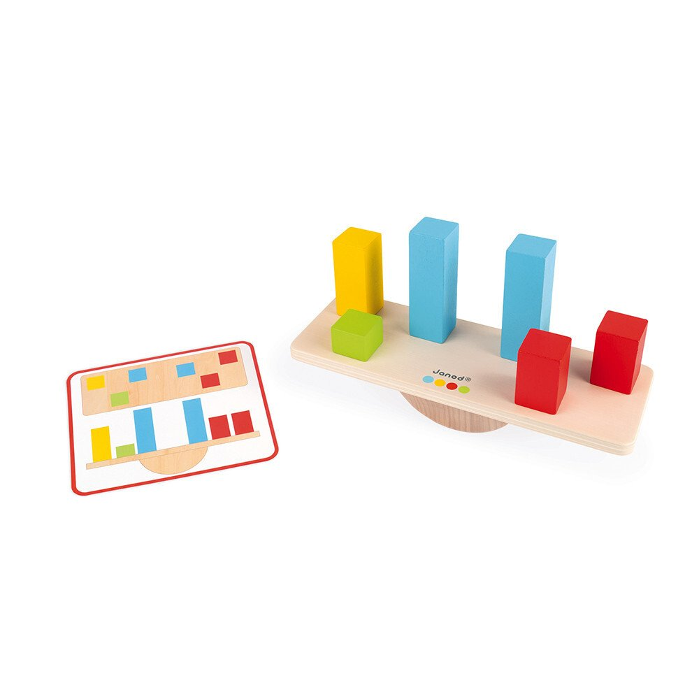 Развивающая игрушка Janod Вага (J05063) фото