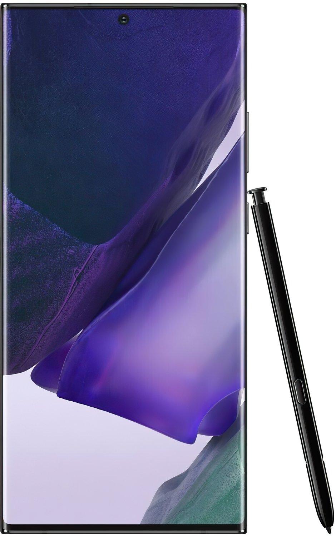 Смартфон Samsung Galaxy Note 20 Ultra 8/256Gb Black фото