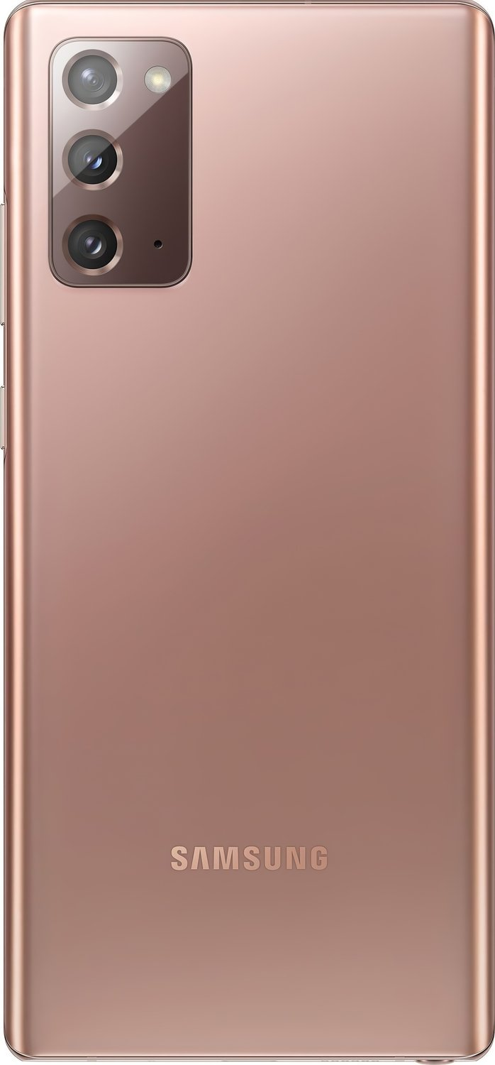 Смартфон Samsung Galaxy Note 20 8/256Gb Bronze фото 8