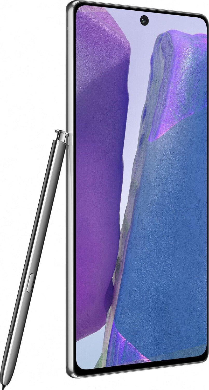 Смартфон Samsung Galaxy Note 20 8/256Gb Gray фото 2