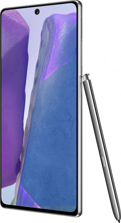Смартфон Samsung Galaxy Note 20 8/256Gb Gray фото 4