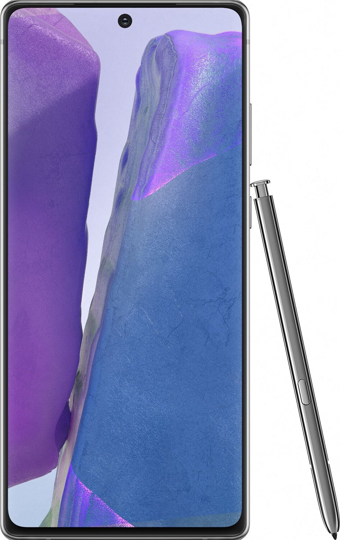 Смартфон Samsung Galaxy Note 20 8/256Gb Gray фото 3