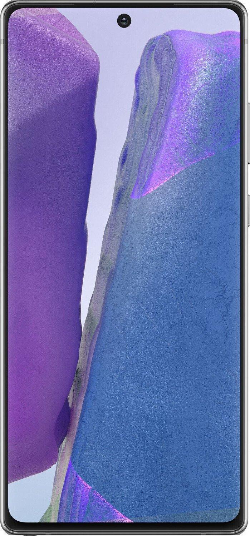 Смартфон Samsung Galaxy Note 20 8/256Gb Gray фото 8