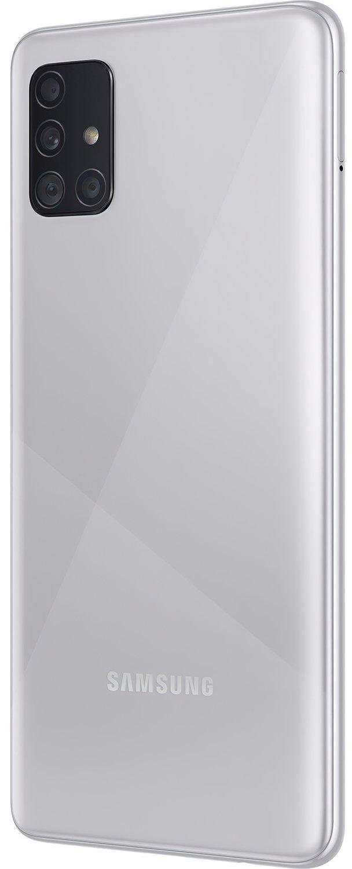 Смартфон Samsung Galaxy A51 (A515F) 4/64GB DS Metallic Silver фото