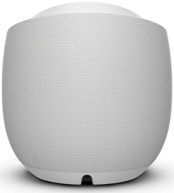 Смарт спикер Belkin + беспроводная зарядка Devialet Soundform Elite, white фото 4