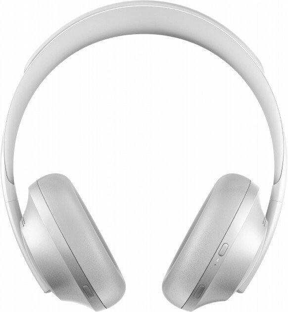 Навушники Bose Noise Cancelling Headphones 700 Silver фото2