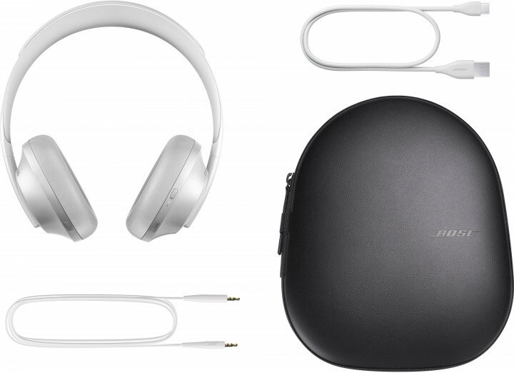 Навушники Bose Noise Cancelling Headphones 700 Silver фото8