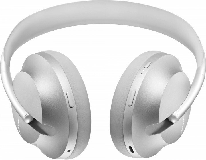 Навушники Bose Noise Cancelling Headphones 700 Silver фото3