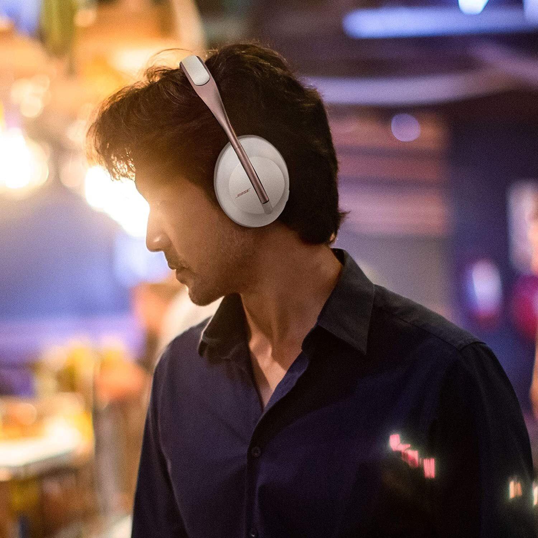 Навушники Bose Noise Cancelling Headphones 700 White фото5
