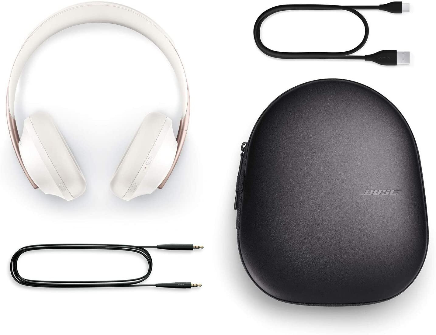 Навушники Bose Noise Cancelling Headphones 700 White фото4