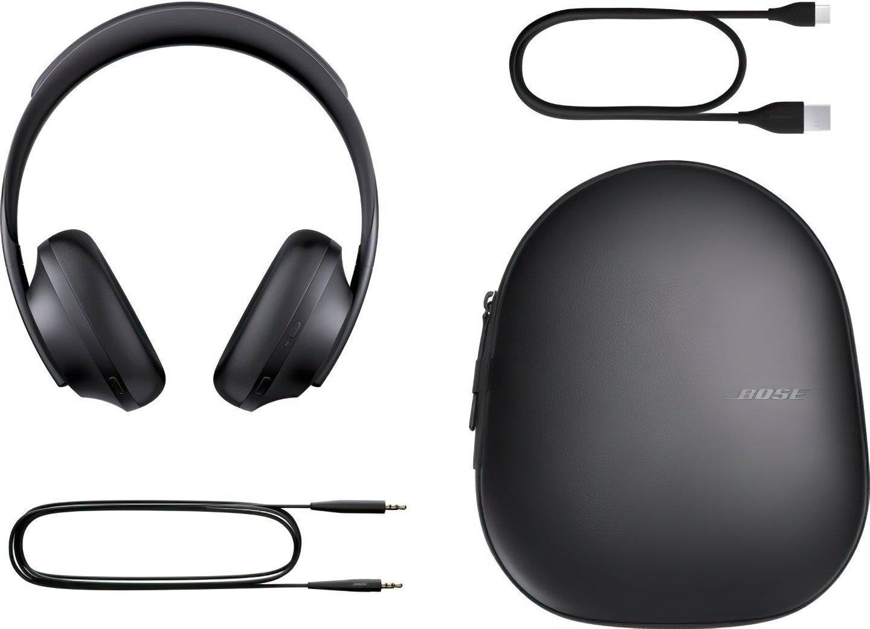 Навушники Bose Noise Cancelling Headphones 700 Black фото11
