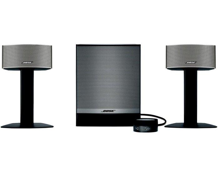 Акустична система 2.1 Bose Companion 50 для ПК Silver фото2