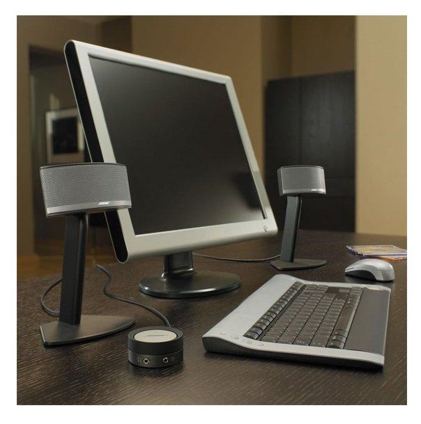 Акустична система 2.1 Bose Companion 50 для ПК Silver фото6