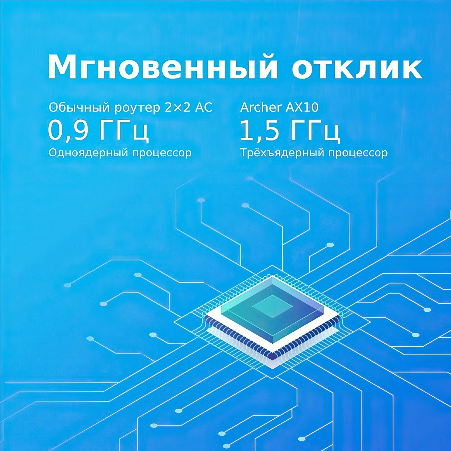 Маршрутизатор TP-Link ARCHER AX10 фото7