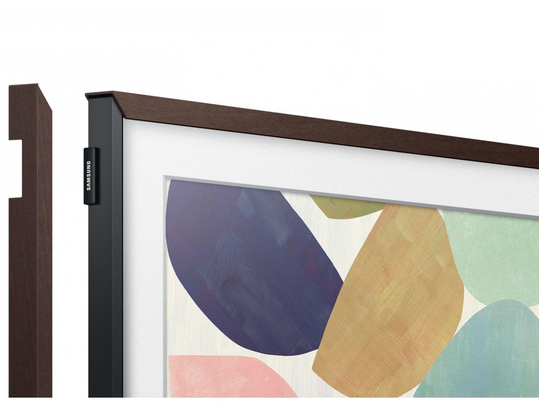 """Дополнительная TV рамка Samsung The Frame 32"""", Brown (VG-SCFT32BW/RU) фото"""