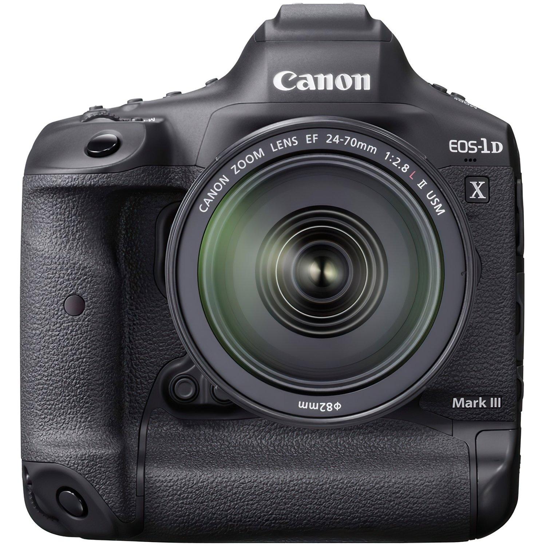 Фотоаппарат CANON EOS 1DX Mark III Body (3829C010) фото 2