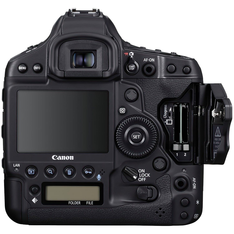 Фотоаппарат CANON EOS 1DX Mark III Body (3829C010) фото 5