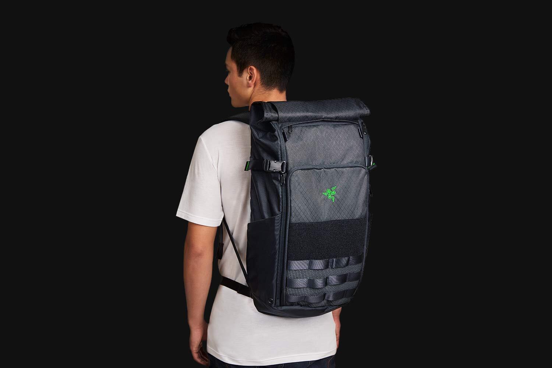 """<p>Рюкзак Razer Tactical Pro Backpack 17.3"""" V2</p>фото3"""