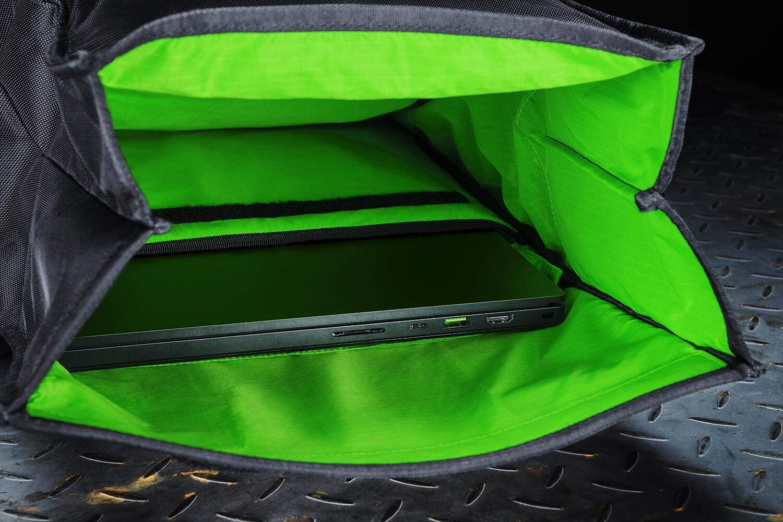 """<p>Рюкзак Razer Tactical Pro Backpack 17.3"""" V2</p>фото6"""