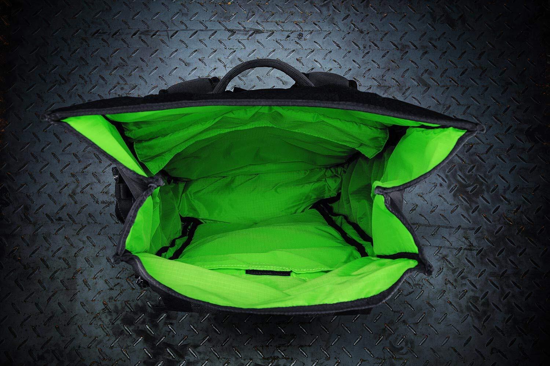"""<p>Рюкзак Razer Tactical Pro Backpack 17.3"""" V2</p>фото5"""