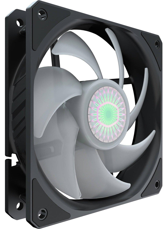 Набір корпусних вентиляторів Cooler Master SickleFlow 120 3in1 ARGB Sync+Wired ARGB Controller фото