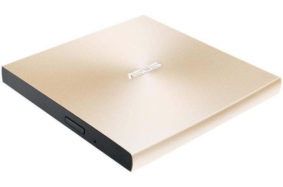 Зовнішній оптичний привід ASUS ZenDrive SDRW-08U9M-U DVD+-R/RW USB2.0 EXT Ret Ultra Slim GOLD фото4
