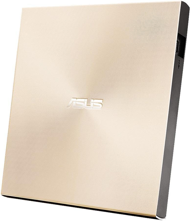 Зовнішній оптичний привід ASUS ZenDrive SDRW-08U9M-U DVD+-R/RW USB2.0 EXT Ret Ultra Slim GOLD фото3