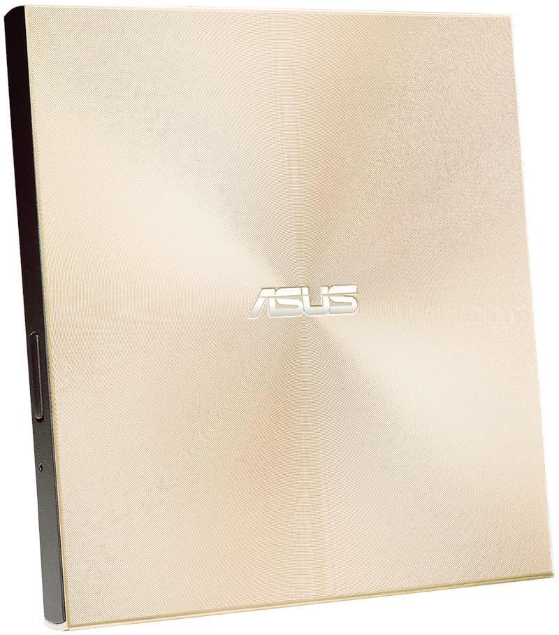 Зовнішній оптичний привід ASUS ZenDrive SDRW-08U9M-U DVD+-R/RW USB2.0 EXT Ret Ultra Slim GOLD фото2